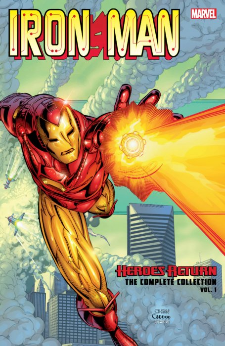 Iron Man - Heroes Return - The Complete Collection Vol.1