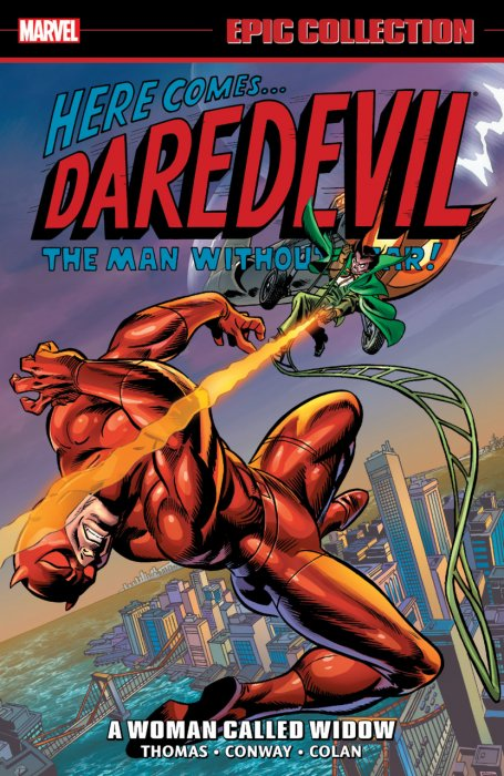Daredevil Epic Collection Vol.4 - A Woman Called Widow