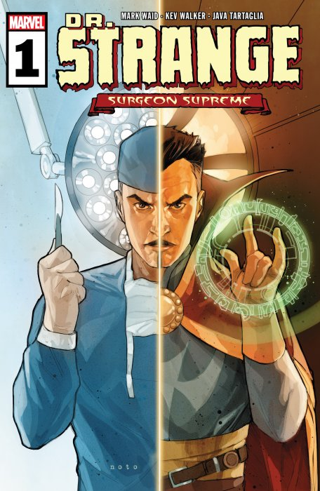 Dr. Strange - Surgeon Supreme #1