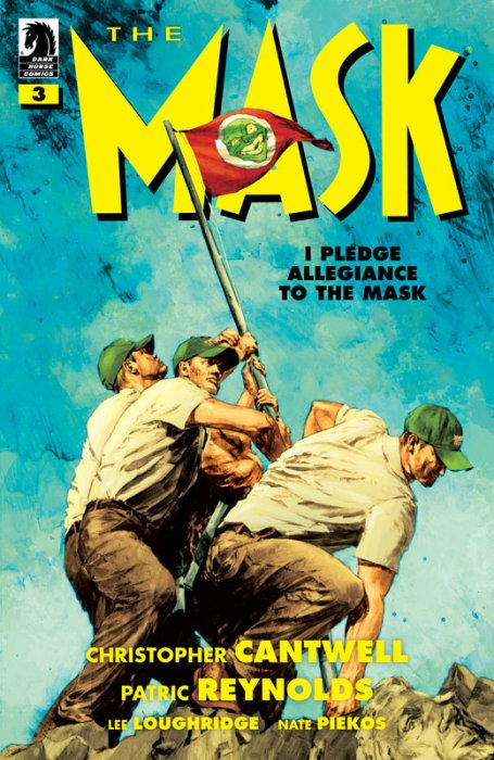 The Mask - I Pledge Allegiance to the Mask #3