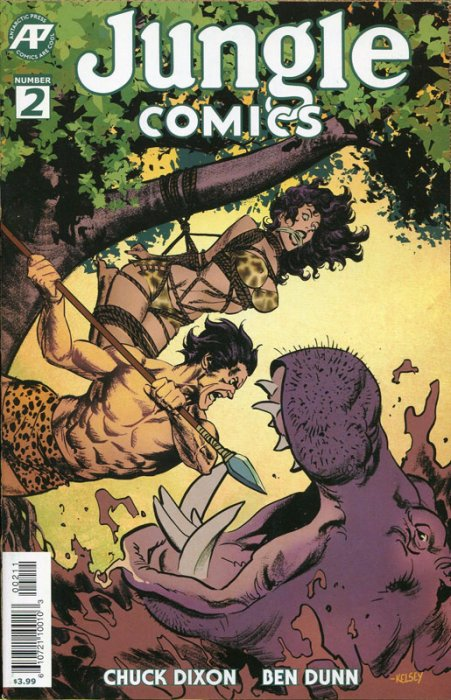 Jungle Comics #2