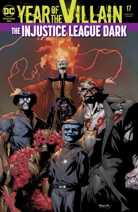 Justice League Dark #17