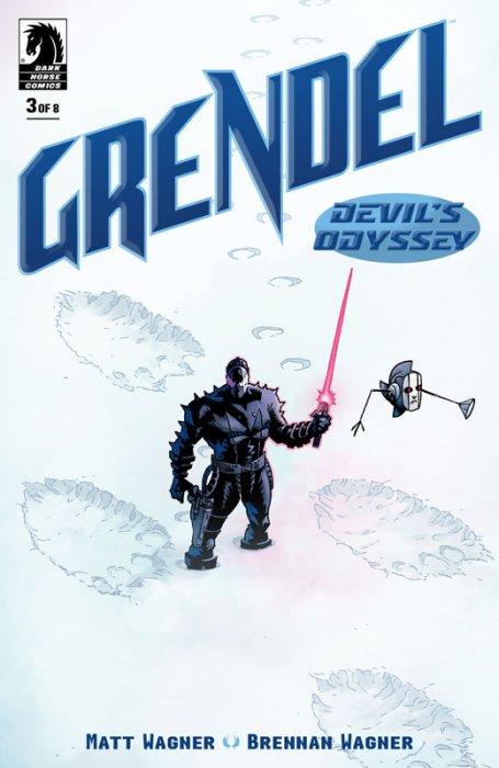 Grendel - Devil's Odyssey #3