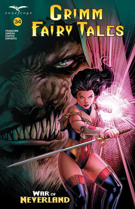 Grimm Fairy Tales Vol.2 #34