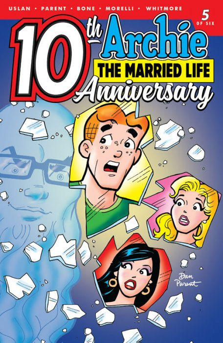 Archie - The Married Life - 10th Anniversary #5