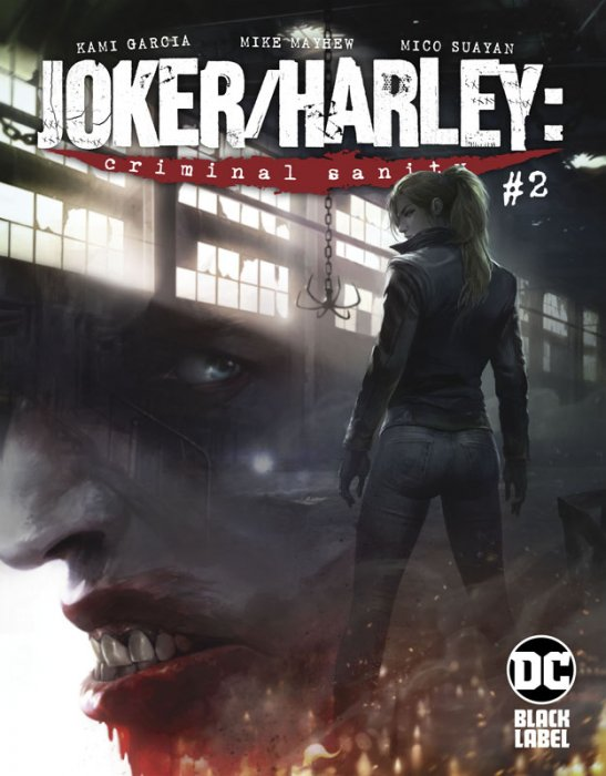 Joker - Harley - Criminal Sanity #2