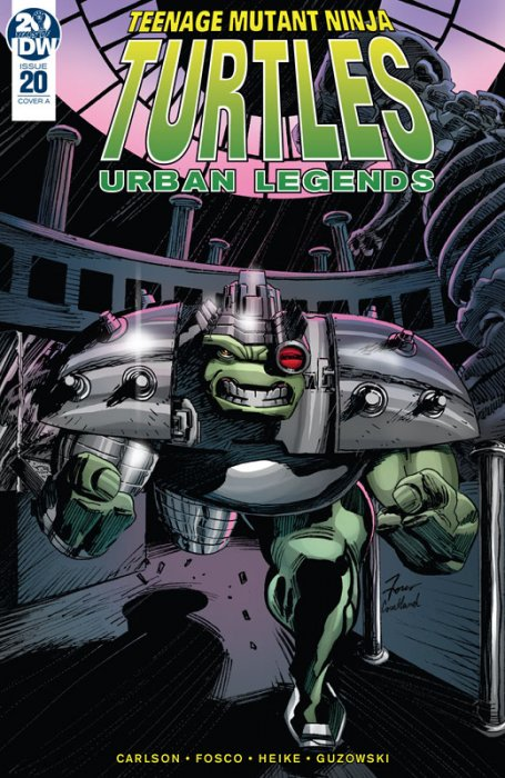 Teenage Mutant Ninja Turtles - Urban Legends #20