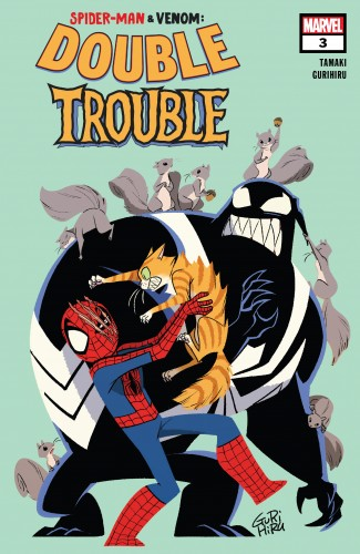Spider-Man & Venom - Double Trouble #3