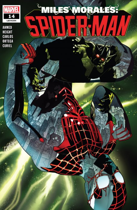 Miles Morales - Spider-Man #14