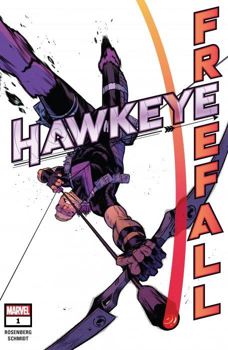 Hawkeye - Freefall #1