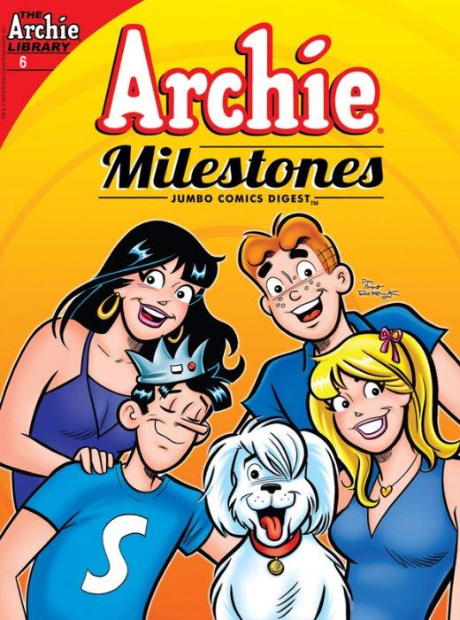 Archie Milestones Comics Digest #6