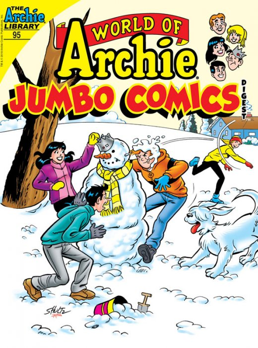 World of Archie Comics Double Digest #95