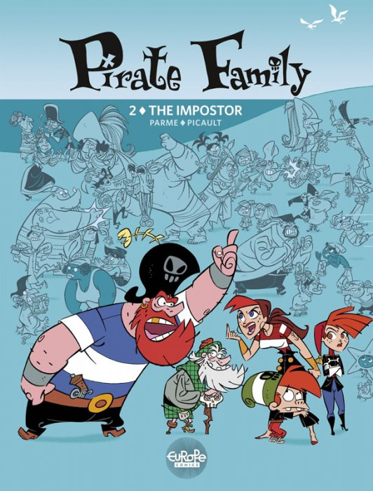Pirate Family #2 - The Impostor