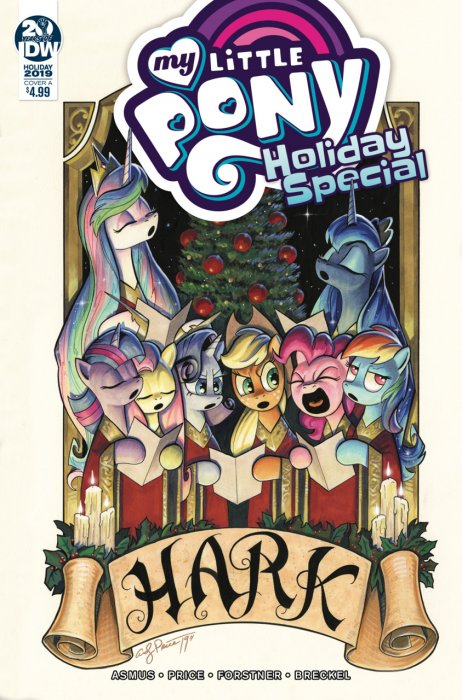 My Little Pony - Holiday Special #2