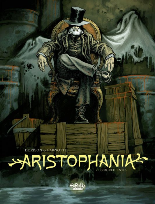 Aristophania #2 - Progredientes