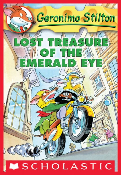 Geronimo Stilton #1 - Lost Treasure of the Emerald Eye