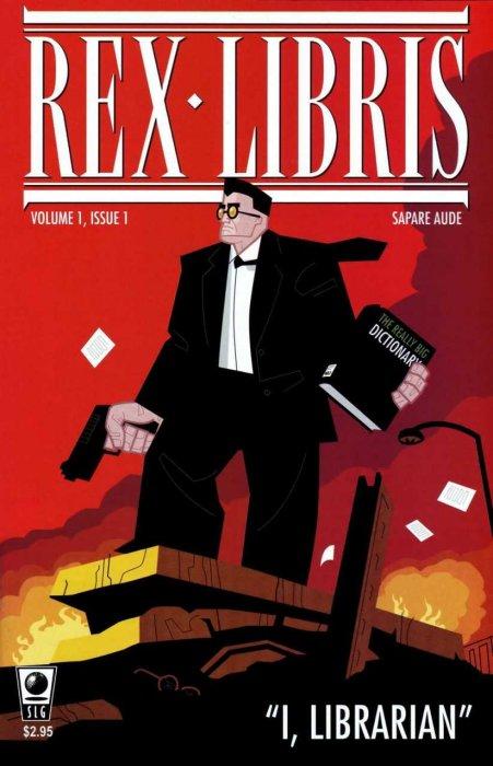 Rex Libris #1-3