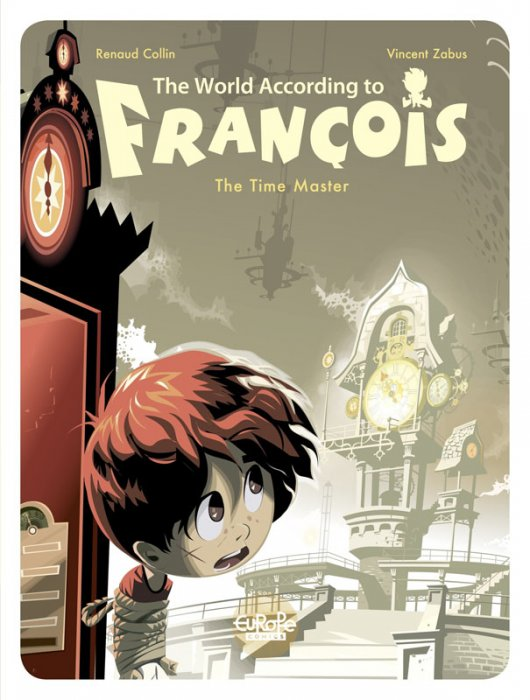 The World According to François Vol.3 - The Time Master
