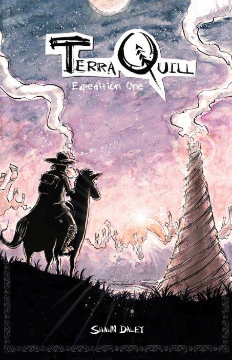 TerraQuill #1 - GN