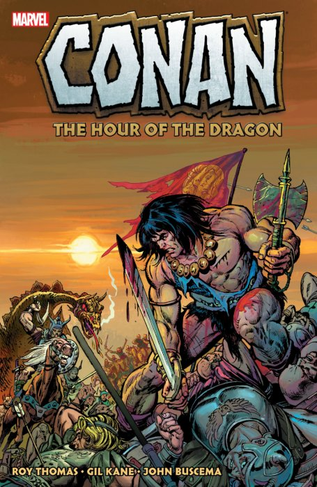 Conan - The Hour of the Dragon #1 - TPB