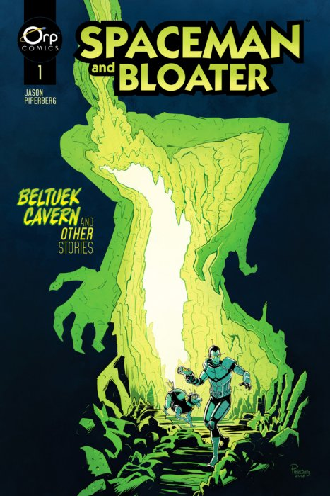 Spaceman and Bloater #1