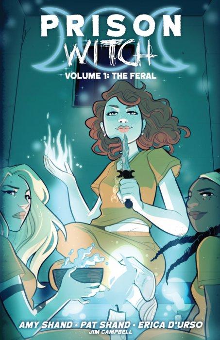 Prison Witch Vol.1 - The Feral