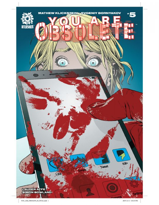 You Are Obsolete #5