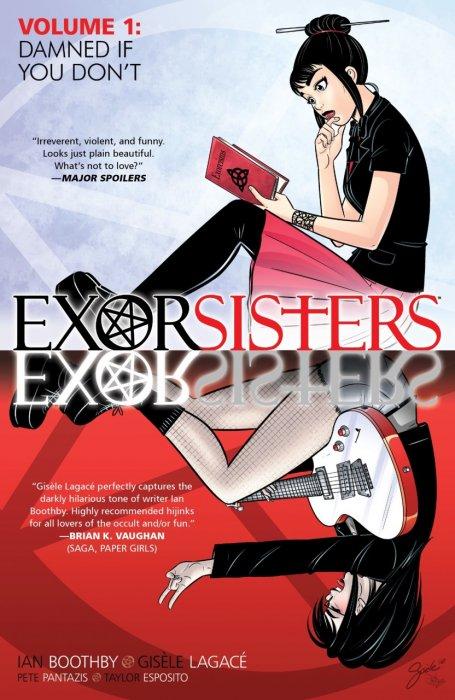 Exorsisters Vol.1