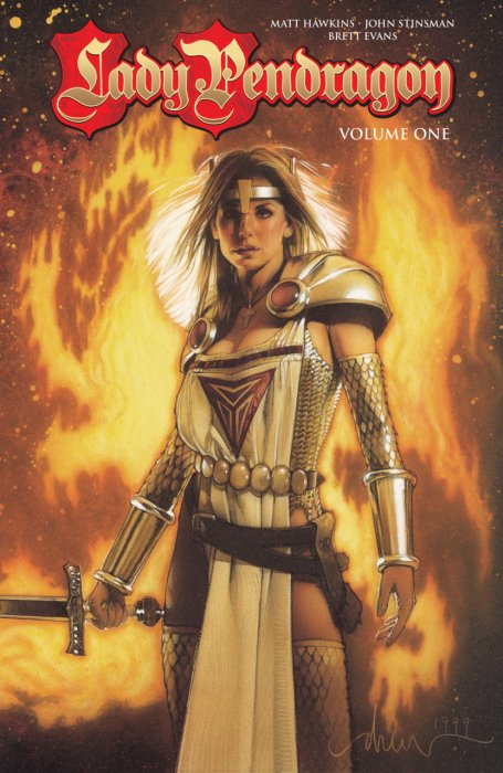 Lady Pendragon Vol.1