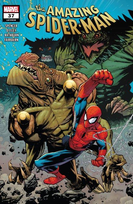 Amazing Spider-Man #37