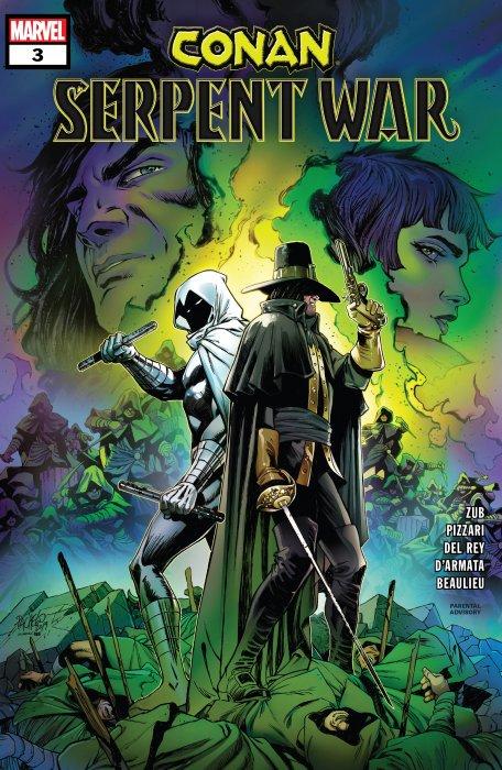 Conan - Serpent War #3
