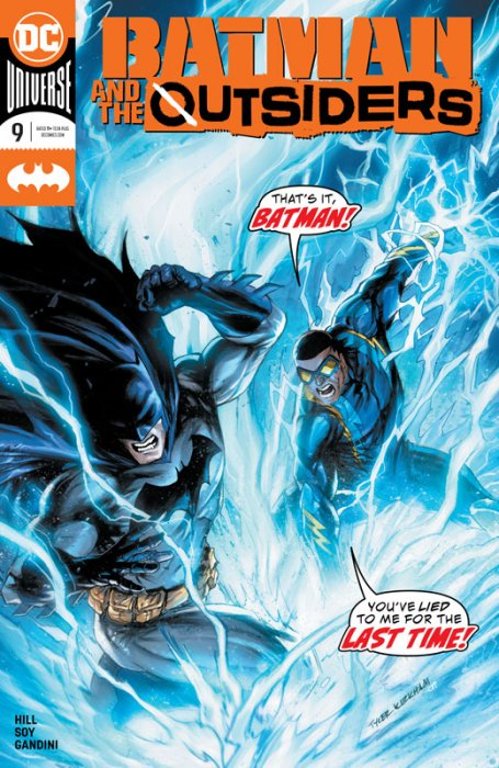 Batman & the Outsiders #9