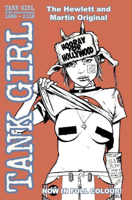 Tank Girl - Full Colour Classics #3.1