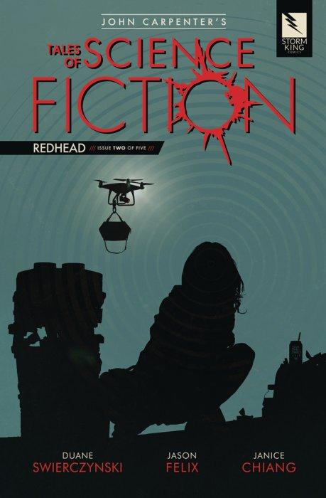 John Carpenter's Tales of Science Fiction - REDHEAD #2