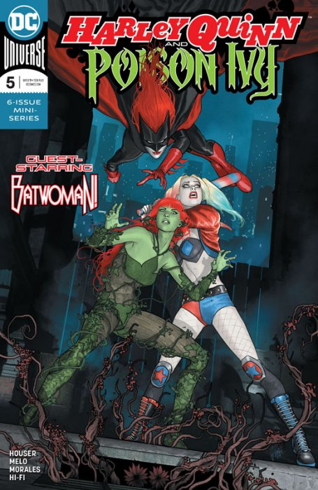 Harley Quinn & Poison Ivy #5