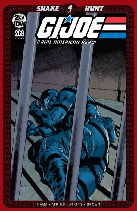 G.I. Joe - A Real American Hero #269