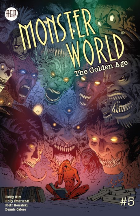 Monster World - The Golden Age #5