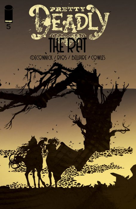 Pretty Deadly - The Rat #5