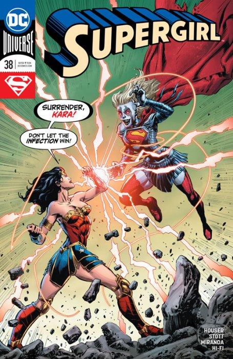 Supergirl #38