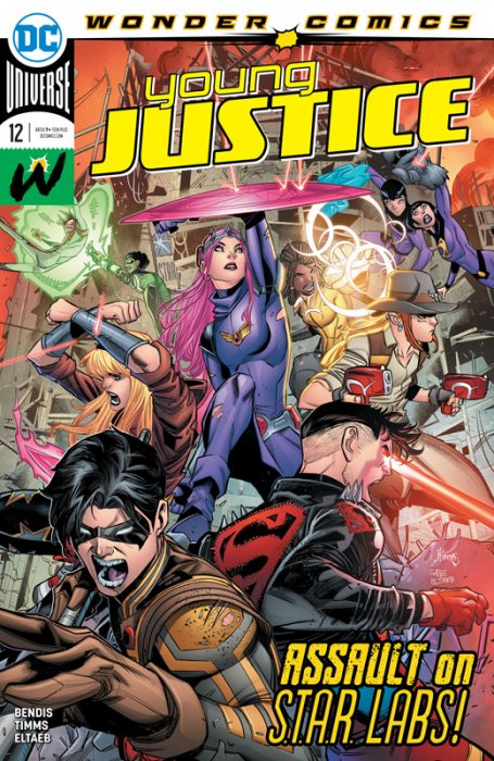 Young Justice #12