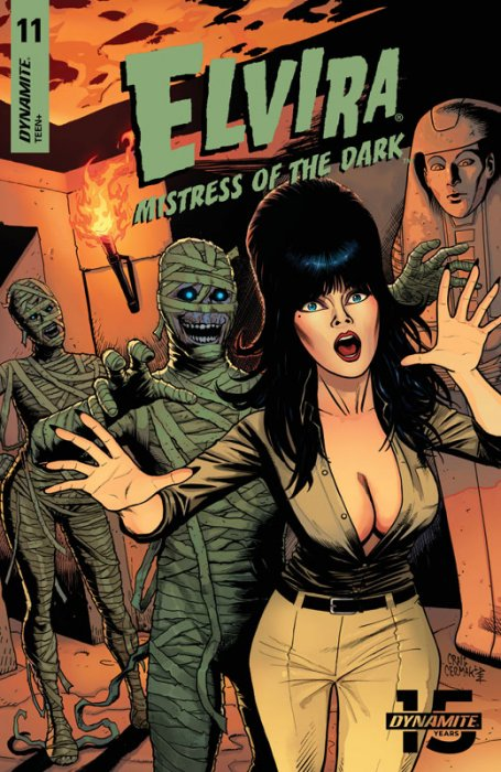 Elvira - Mistress of the Dark #11