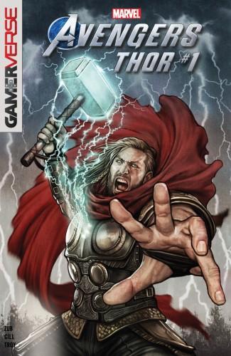 Marvel's Avengers - Thor #1