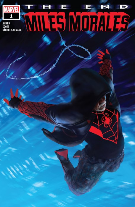 Miles Morales - The End #1