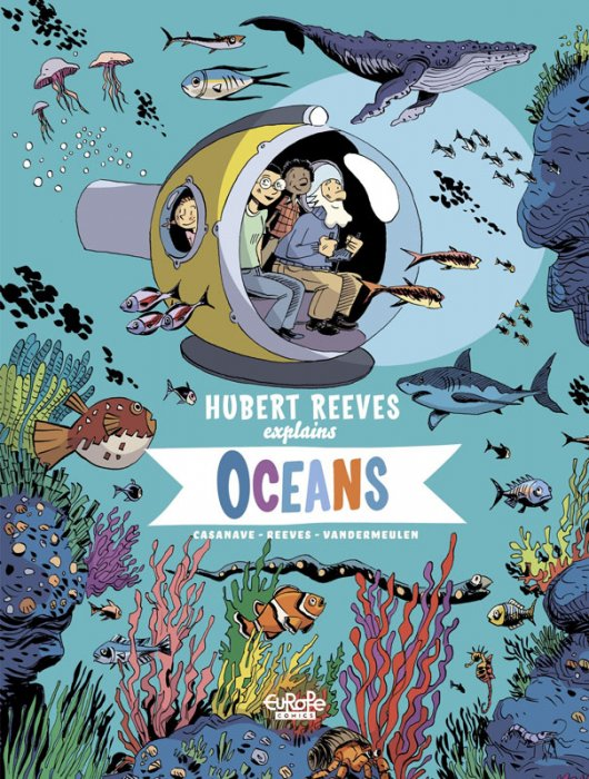 Hubert Reeves Explains #3 - Oceans