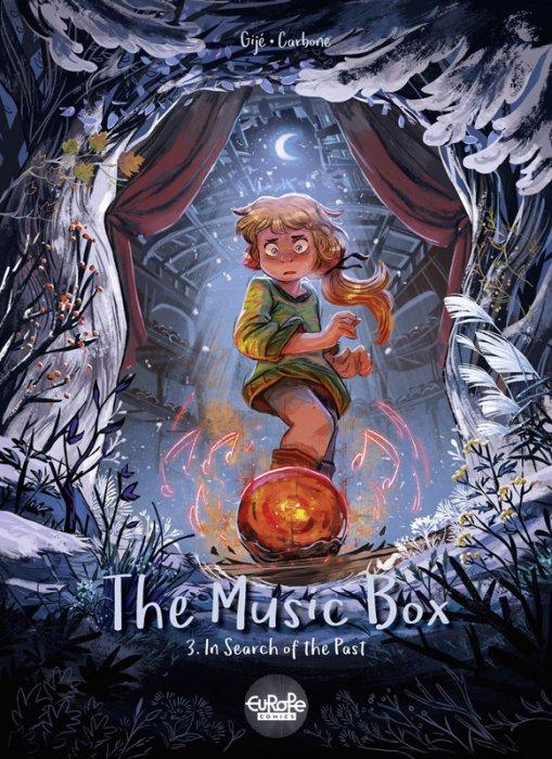 The Music Box #3 - In Search of the Past