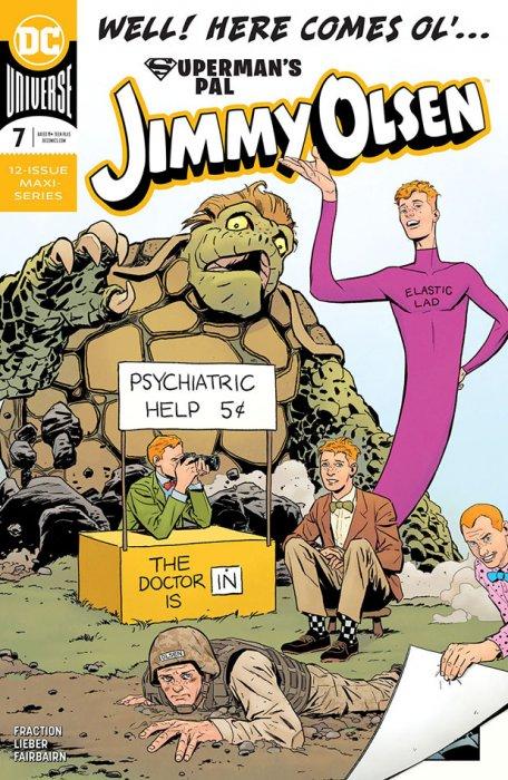 Superman's Pal Jimmy Olsen #7