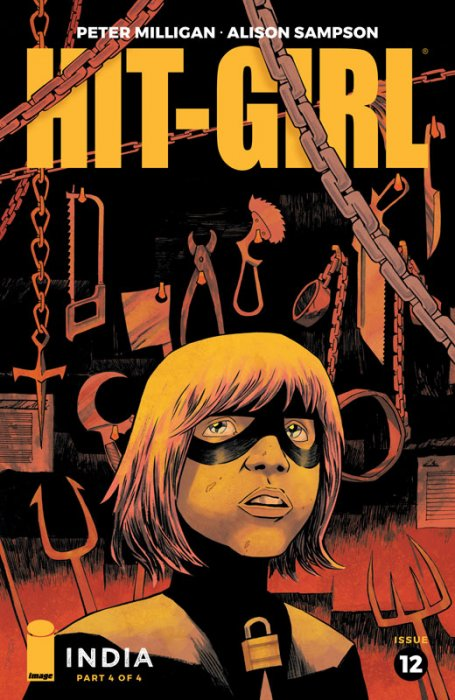 Hit-Girl Season 2 #12