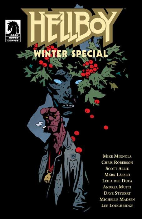 Hellboy Winter Special 2019 #1