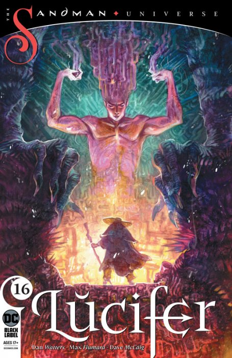 Lucifer Vol.3 #16