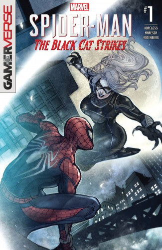 Marvel's Spider-Man - The Black Cat Strikes #1